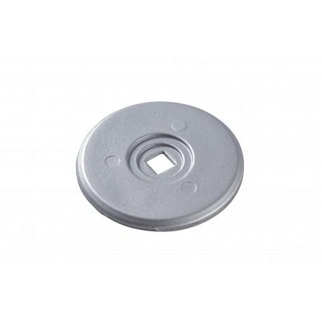 image: RONDELLE D'ARPENTAGE 70 mm grise par 10