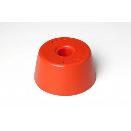 Tête plastique ronde Ø120 OGE